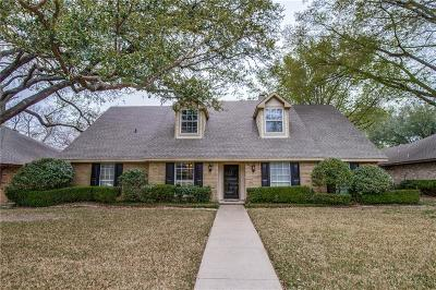 Richardson Single Family Home Active Option Contract: 2107 Portsmouth Drive