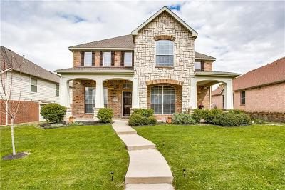 Rockwall Single Family Home For Sale: 1360 Grass Valley Drive