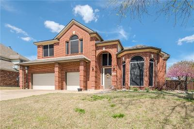 Wylie Single Family Home For Sale: 3600 Barberry Drive