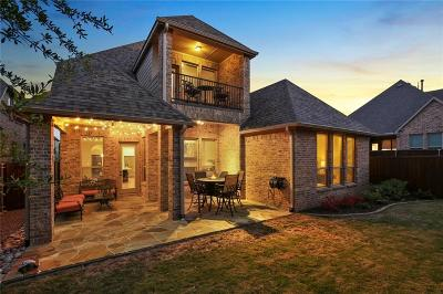 Allen Single Family Home For Sale: 1846 Wood Duck Lane
