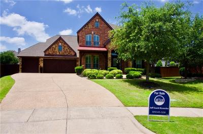 Mckinney Single Family Home For Sale: 3629 Bahnman Drive