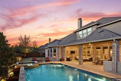 Prosper Single Family Home For Sale: 901 Escalante Trail