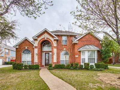 Rowlett Single Family Home For Sale: 9217 Waterview Parkway