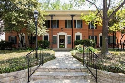 Highland Park, University Park Condo For Sale: 4704 Abbott Avenue #116
