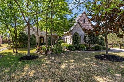 Keller Single Family Home For Sale: 1612 Waterwood Drive