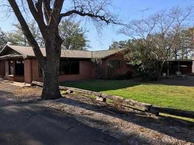 Baylor County Single Family Home For Sale: 1504 Us Hwy 283 S