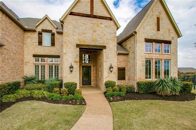 Flower Mound Single Family Home For Sale: 2208 Lake Lugano Drive