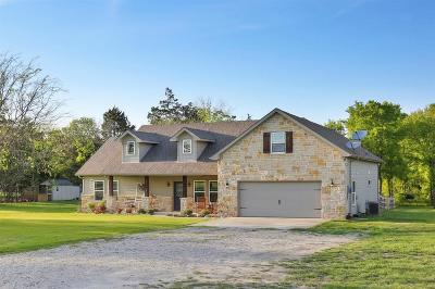 Wills Point Single Family Home Active Option Contract: 430 Vz County Road 3816