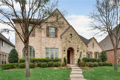 Allen Single Family Home For Sale: 854 Willow Winds Street