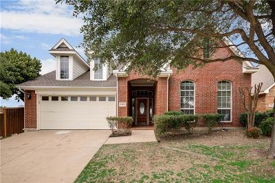 Denton County Single Family Home For Sale: 2502 Loch Haven Court