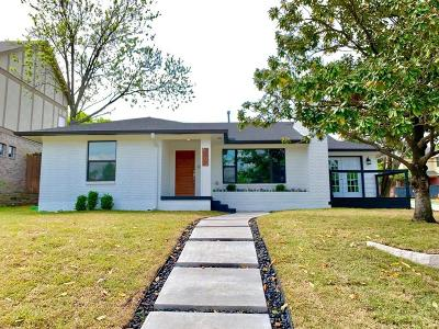 Dallas Single Family Home For Sale: 6502 Winton Street