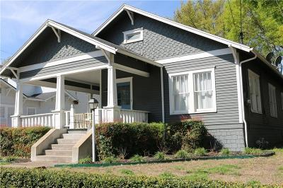 Single Family Home For Sale: 507 N Church Street