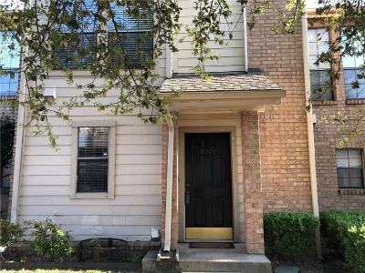 Farmers Branch Condo For Sale: 3635 Garden Brook Drive #18300
