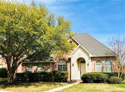 Plano Single Family Home For Sale: 8508 Bayham Drive