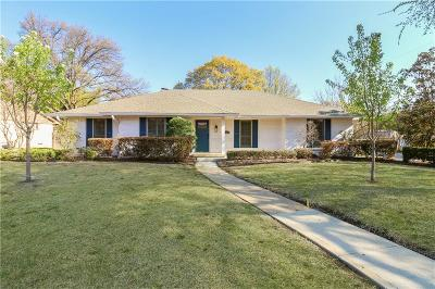Dallas County Single Family Home For Sale: 400 Crestover Circle