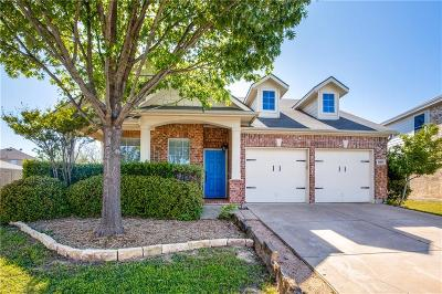 Fort Worth Single Family Home For Sale: 10805 Myrick Court