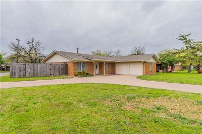 Mineral Wells Single Family Home For Sale: 1708 SE 10th Street