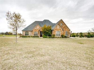 Archer County, Baylor County, Clay County, Jack County, Throckmorton County, Wichita County, Wise County Single Family Home For Sale: 117 Running Bear Trail