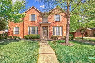 North Richland Hills Single Family Home For Sale: 8508 Grand View Drive
