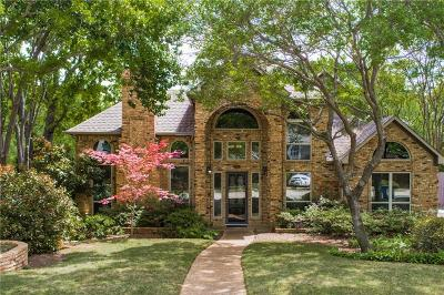 Coppell Single Family Home For Sale: 250 Winding Hollow Lane