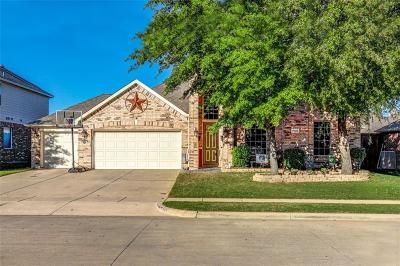 Fort Worth Single Family Home For Sale: 11832 Warbler Lane