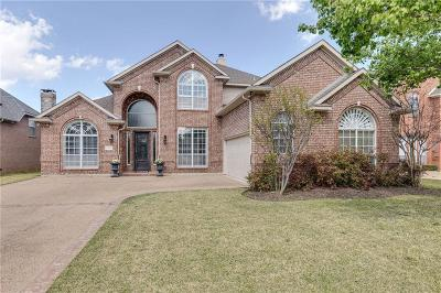 Grapevine Single Family Home Active Option Contract: 2612 Juniper Lane