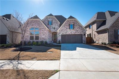 McKinney Single Family Home For Sale: 5701 Port Vale Drive