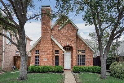 Irving Single Family Home For Sale: 8604 Quail Meadow Drive