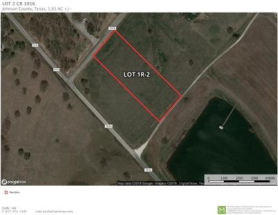 Burleson Residential Lots & Land For Sale: 10016 County Road 1016 #Lt 2