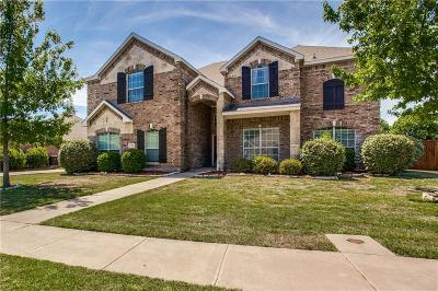Midlothian Single Family Home Active Option Contract: 5601 Leander Way