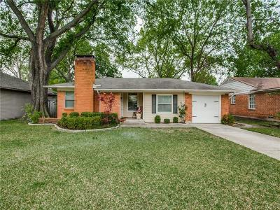 Richardson Single Family Home For Sale: 637 Westwood Drive