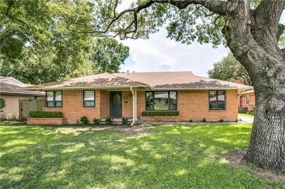 Dallas County Single Family Home For Sale: 6844 Ravendale Lane