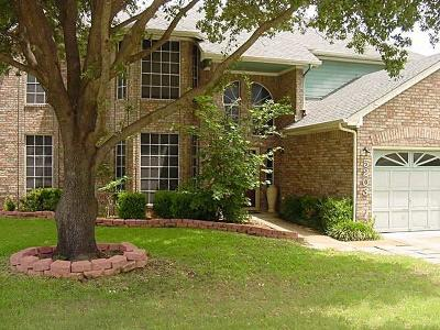 Grapevine Residential Lease For Lease: 5203 Fairmount Drive
