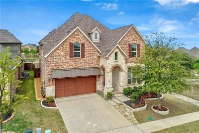 Allen Single Family Home Active Option Contract: 1828 Wood Duck Lane