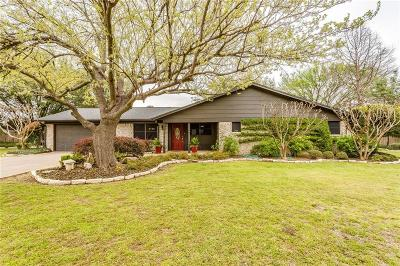 Burleson Single Family Home For Sale: 6841 Peaceful Valley Drive