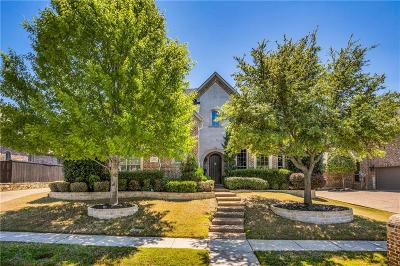 McKinney Single Family Home For Sale: 1508 Litchfield Drive