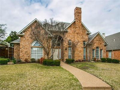 Plano Single Family Home For Sale: 3205 Ipswich Drive