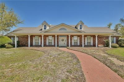 Stephenville Single Family Home For Sale: 1124 Forest Road