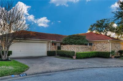 Fort Worth Single Family Home For Sale: 808 Havenwood Lane S