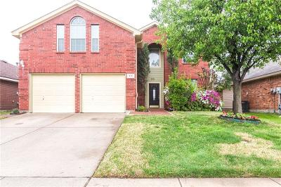 Grand Prairie Single Family Home Active Option Contract: 913 Windbrook Drive