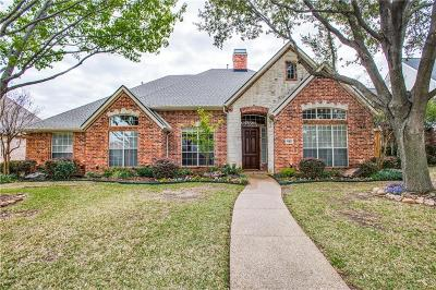Coppell Single Family Home For Sale: 945 Falcon Lane
