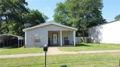 Eastland TX Single Family Home For Sale: $62,000