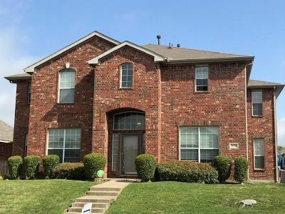 Desoto Single Family Home For Sale: 1133 Lakeside Drive