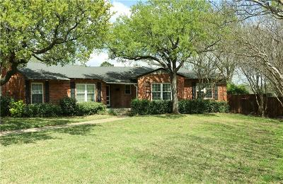 Grand Prairie Single Family Home Active Option Contract: 822 Robertson Road