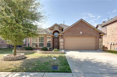 Lewisville Single Family Home Active Option Contract: 882 Witherby Lane
