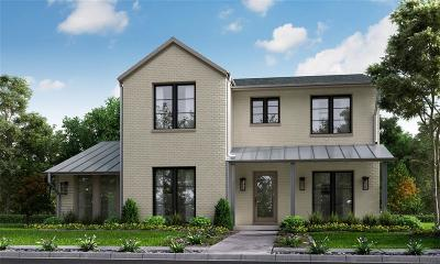 Dallas Single Family Home For Sale: 6537 Sondra Drive