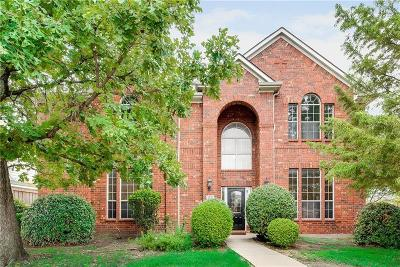 Allen Single Family Home For Sale: 1521 Westchase Drive