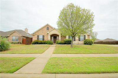 Aubrey TX Single Family Home For Sale: $232,500