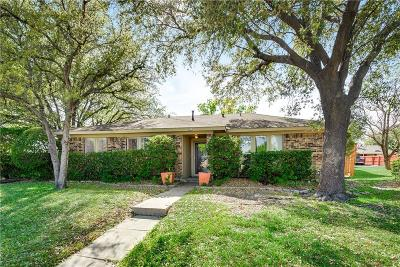 Carrollton Single Family Home For Sale: 2011 Clermont Court