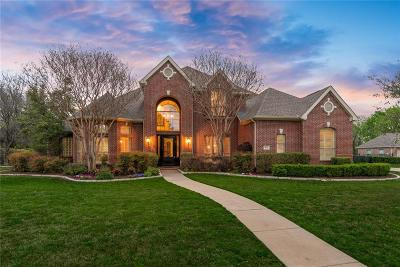 Southlake Single Family Home Active Option Contract: 925 Deer Hollow Boulevard